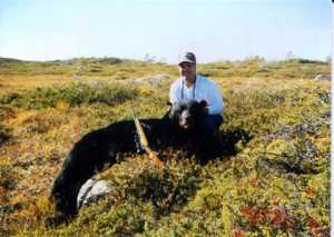 Successful Black Bear Hunt