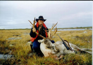 caribou hunting in newfoundland